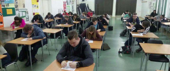 Konkurs Znajomości Języka Angielskiego Zawodowego
