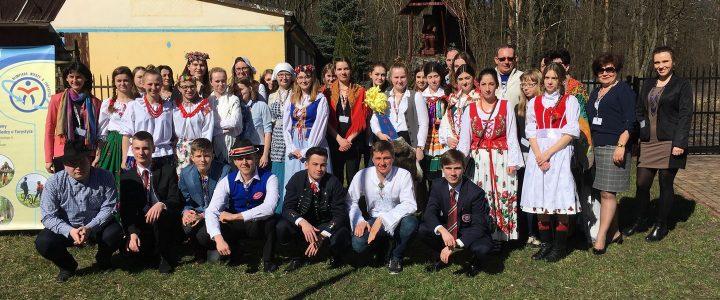 V Ogólnopolska Olimpiada Wiedzy o Turystyce w Łodzi i w Spale