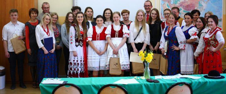 Międzyszkolny Konkurs o Regionie w ZSE