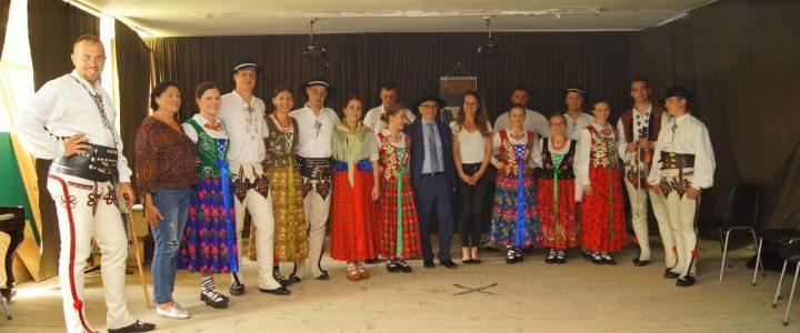 Wizyta Konsula Generalnego Francji w ZSHT