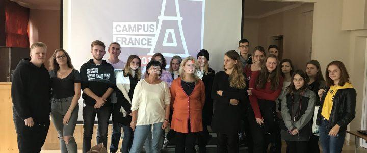 Dzień Campus France