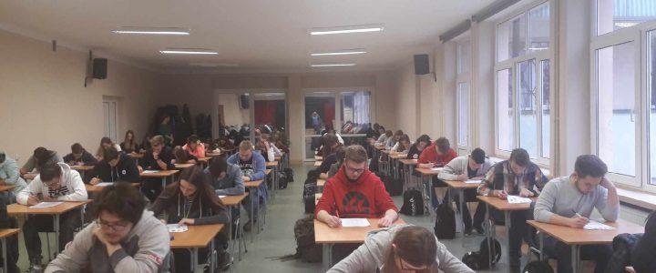 Konkurs z Języka Angielskiego Zawodowego