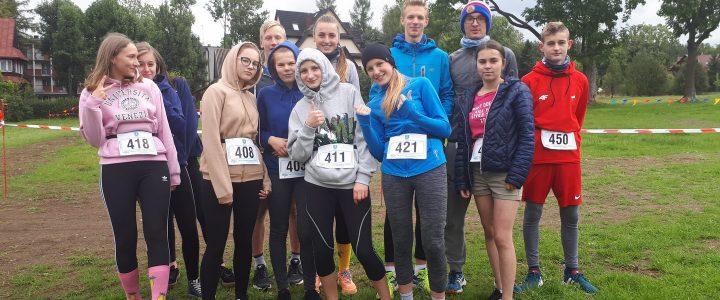 XXV edycja szkolnej ligi biegowej