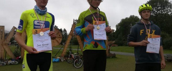 Międzyszkolne zawody rowerowe