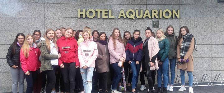 Wyjście szkoleniowe do Hotelu Aqarion****