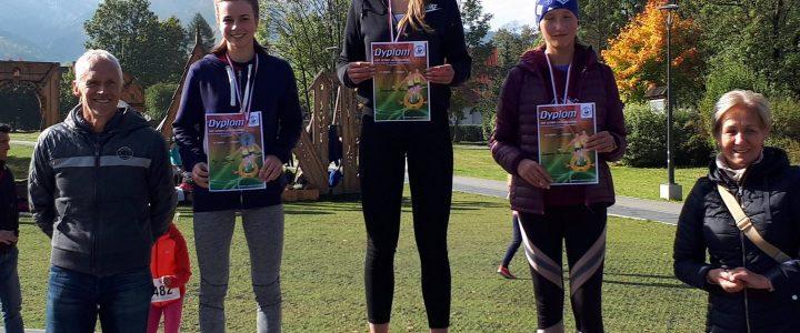 Drugi bieg XXV edycji szkolnej ligi biegowej