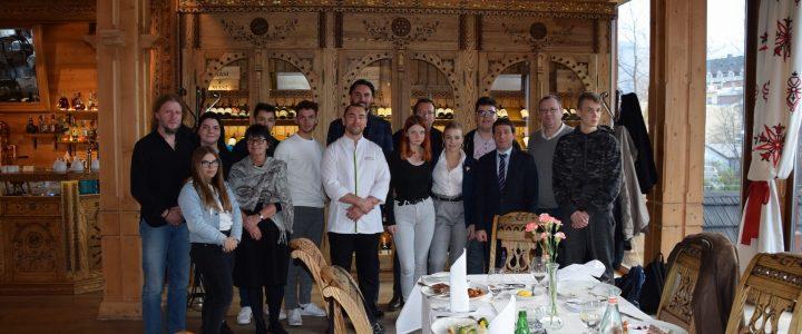 Wizyta gości z Limoges we Francji