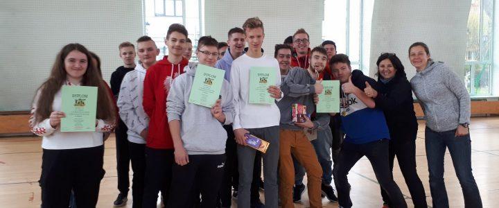 Mistrzostwa Szkoły w Piłce Koszykowej
