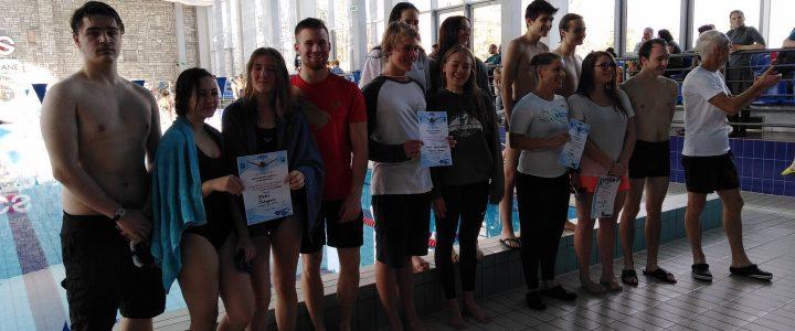 Powiatowe Zawody Pływackie