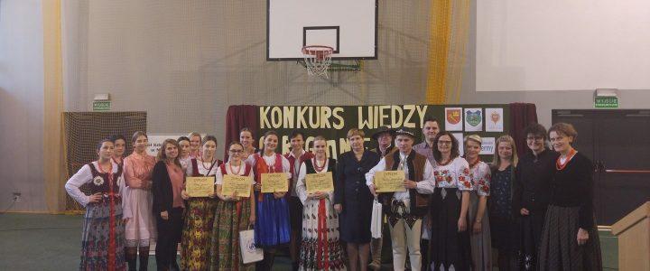 VI Edycja Konkursu Wiedzy o Regionie Podhale, Spisz, Orawa – 2019
