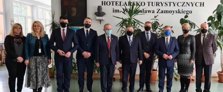 Forum Współpracy dla Podtatrza w Zespole Szkół Hotelarsko Turystycznych