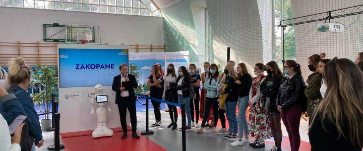 Ruszyła Turystyczna szkoła – Mobilne Centrum Edukacji